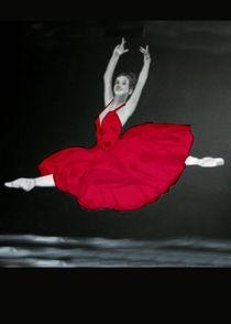 Die fliegende Balletttänzerin von Klaus Engels