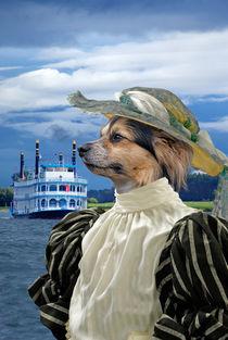 Scarlett Dog Hara - Vom Winde verweht  by ir-md