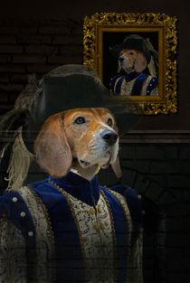 Sir Simon de Canterdog - das Gespenst von Canterville  by ir-md