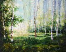 Waldlichtung von Helen Lundquist