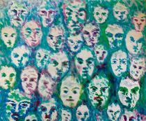 Gesichtsverlust |  Loss of face | Pérdida de imagen von artistdesign