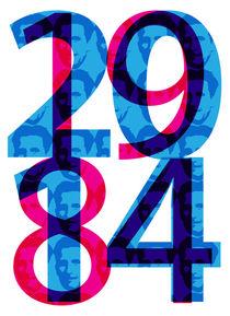 Orwell 1984 - 2014 by Nedim Seferovic