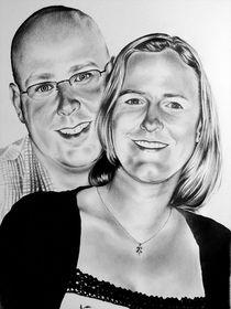 Junges Paar von Stephanie Blodau