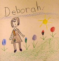 Brownie Scout von Deborah Willard