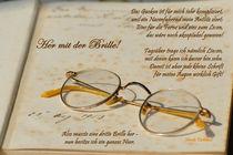 Her mit der Brille! by Nicola Turnbull