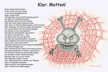 Klar: Motten! by Nicola Turnbull