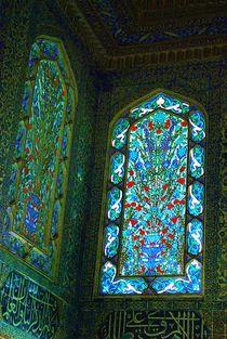 Topkapi-Palast in Istanbul von loewenherz-artwork