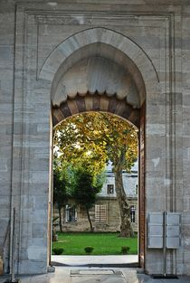 Suleymaniye-Moschee in Istanbul by loewenherz-artwork