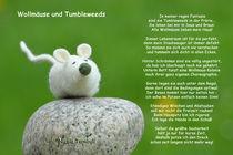 Wollmäuse und Tumbleweeds by Nicola Turnbull