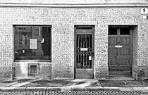 Baden - closed von Leopold Brix