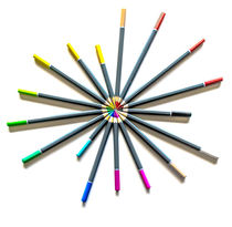 Pencil Supernova by benny* hawes