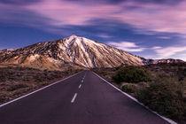 Road to Teide. von Raico Rosenberg