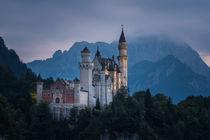 Neuschwanstein by Raico Rosenberg