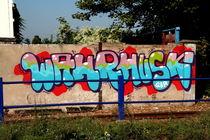 Graffiti: Wahrhusk by atari-frosch