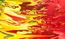 red and yellow flow by bruno paolo benedetti