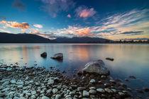 Lake Te Anau von Sebastian Warneke