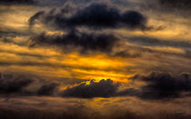 Sunset From Another World by John Bailey