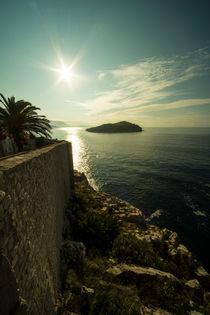 Dubrovnik Island  by Rob Hawkins