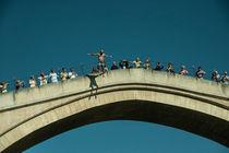 Mostar Jumper  by Rob Hawkins