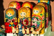 Russian Dollies  by Rob Hawkins