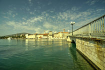 Trogir-bridge