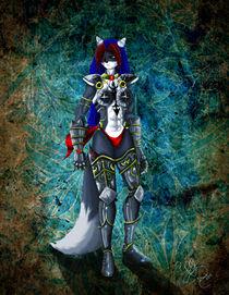 kibahana-armor von octavio vzco