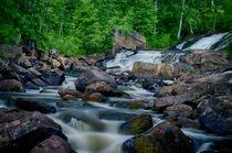 Small stream by photo-chris