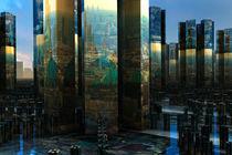 Berliner Ansichten von Viktor Peschel