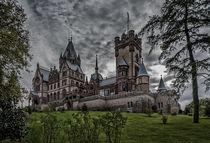 Schloss Drachenburg - dark by Erhard Hess