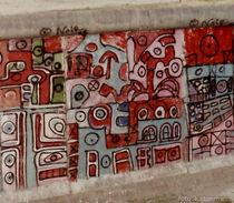 Mauerkunst Bild 9 von Karoline Stuermer