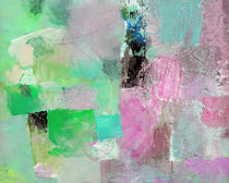 Abstract No 19 by Wolfgang Rieger