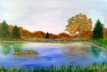 Schöner Herbsttag von Kathrin Körner