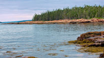 Acadia National Park Coastline by John Bailey