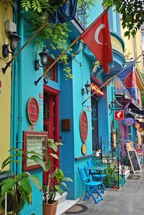 Colours of Istanbul von loewenherz-artwork