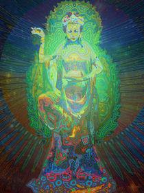 Bodhisattva digital - 2014 by karmym