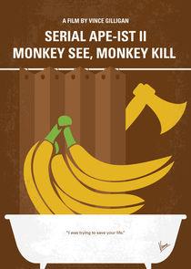 No356-my-serial-ape-ist-minimal-movie-poster