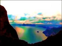Landschaft 04 von bilddesign-by-gitta