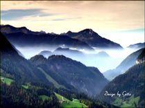 Landschaft 09 von bilddesign-by-gitta