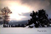 Winterlandschaft 01 von bilddesign-by-gitta