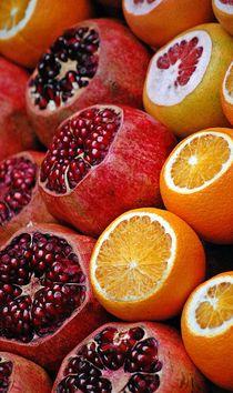 Früchte in Istanbul 2 von loewenherz-artwork