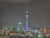 Fernsehturm und Berliner Dom von Steffen Klemz