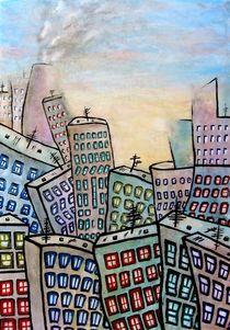 Die schiefe Stadt 1 by konni