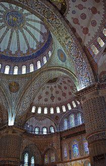 Blaue Moschee Istanbul von loewenherz-artwork