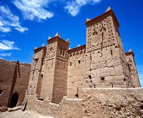 Kasbah Amerhidl Dades valley Morocco by Sean Burke