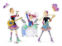 Feminina Band von Monika Blank-Terporten