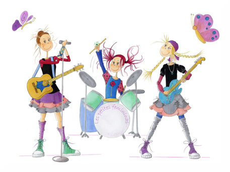 Femhighres-band