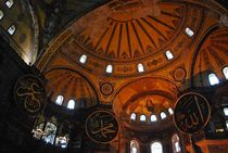 Hagia Sophia in Istanbul 2 by loewenherz-artwork