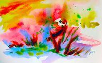Springtime von Maria-Anna  Ziehr
