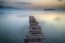 Corfu Dawn by Martin Williams