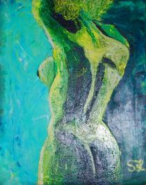 """Trio Akt"" Pos.1 40x50 Acrylbild by Silvia Kafka"